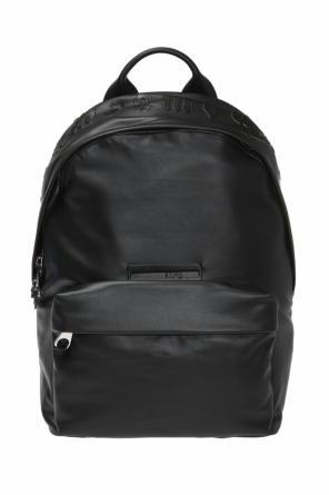Logo-embossed backpack od McQ Alexander McQueen