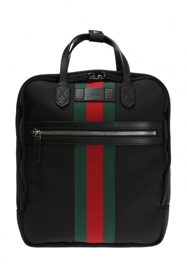 7841cd26e03 Web  backpack Gucci - Vitkac shop online