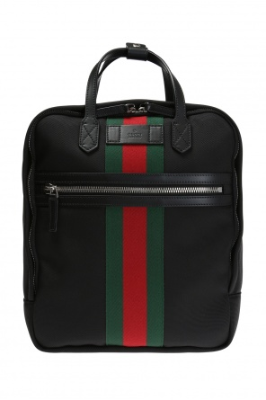 'web' backpack od Gucci