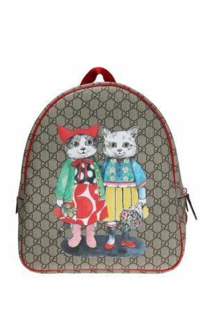 875ecab8fa0 Printed backpack od Gucci Kids Printed backpack od Gucci Kids