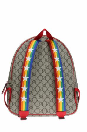 Printed backpack od Gucci Kids