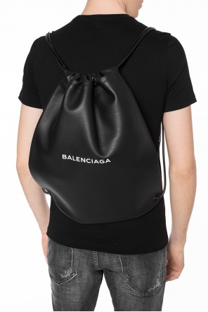 Logo-embossed backpack od Balenciaga