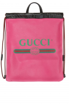 Logo backpack od Gucci