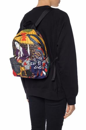 Patterned backpack od McQ Alexander McQueen