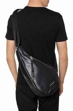 One shoulder backpack od Alexander McQueen