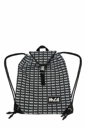 Patterned backpack with logo od McQ Alexander McQueen