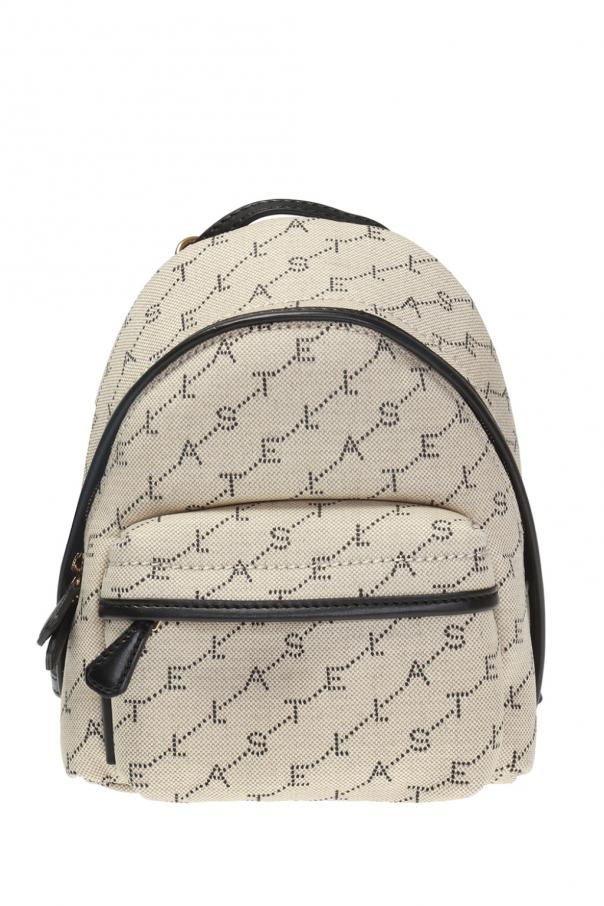 Stella McCartney 'Monogram' backpack with logo