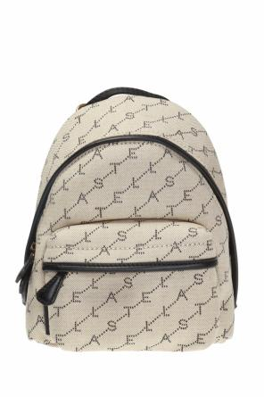 'monogram' backpack with logo od Stella McCartney