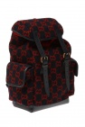 Gucci Wool backpack with logo