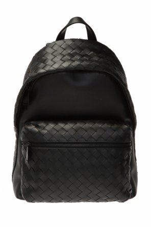 'intrecciato' weave backpack od Bottega Veneta