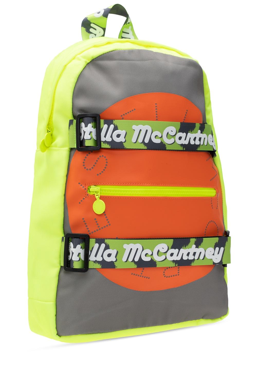 Stella McCartney Kids Backpack with logo