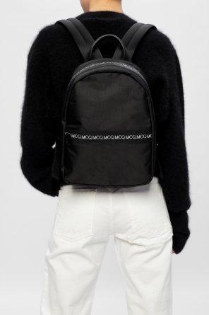 Logo backpack od McQ Alexander McQueen