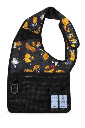 Patched shoulder bag od MCQ