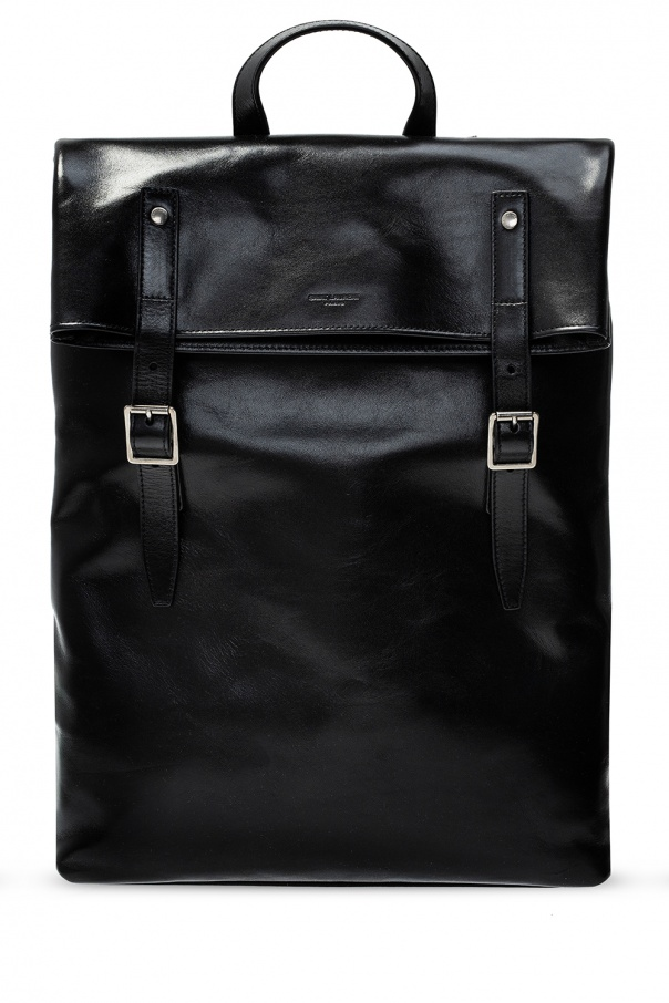 Saint Laurent Leather backpack