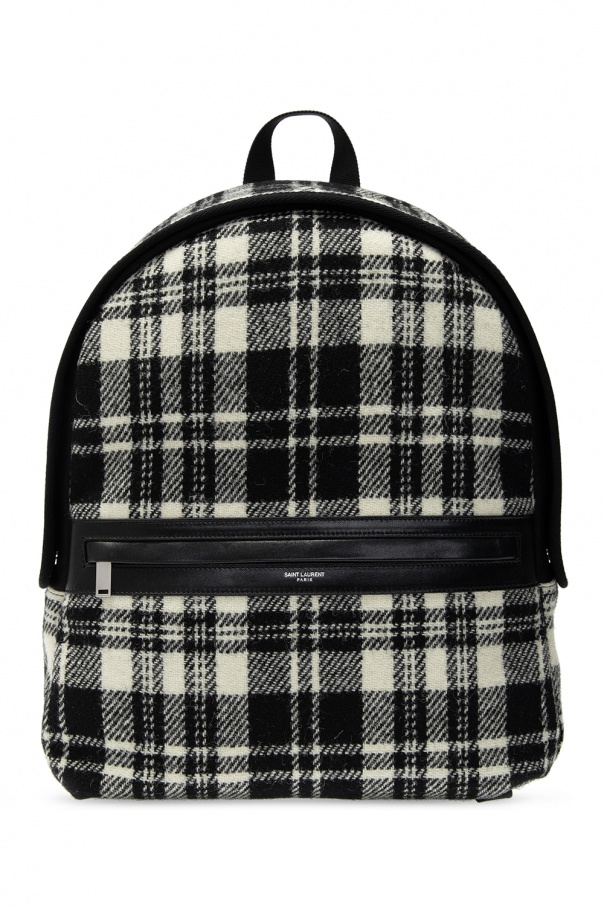 Saint Laurent 'Camp' backpack