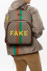 Gucci Logo backpack