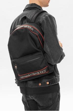 品牌背包 od Alexander McQueen
