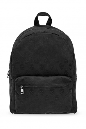 Backpack with logo od Alexander McQueen