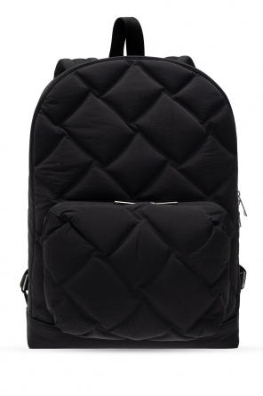 Thermoformed backpack od Bottega Veneta