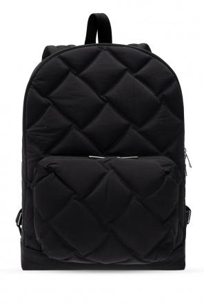 Thermoformed backpack od Bottega Veneta