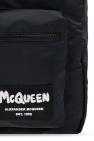 Alexander McQueen Plecak z logo