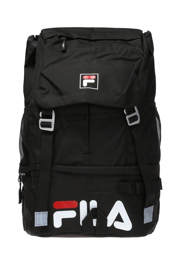 ab58b6cba4eed Plecak z nadrukiem z logo Fila - sklep internetowy Vitkac