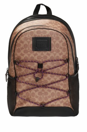 Patterned backpack od Coach