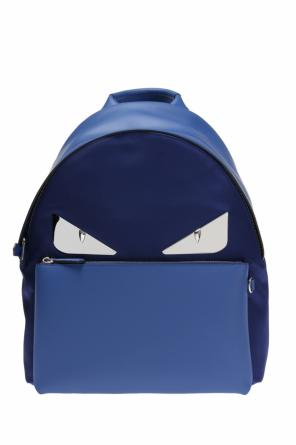 Signature adornment backpack od Fendi