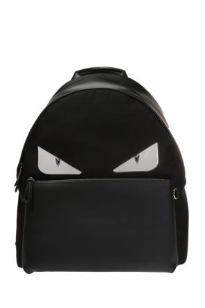 Adorned backpack od Fendi