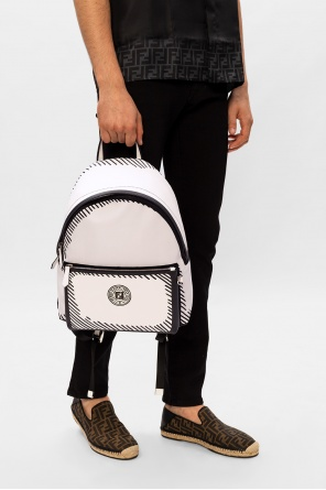 Backpack with logo od Fendi