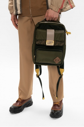 Backpack with logo od Fendi