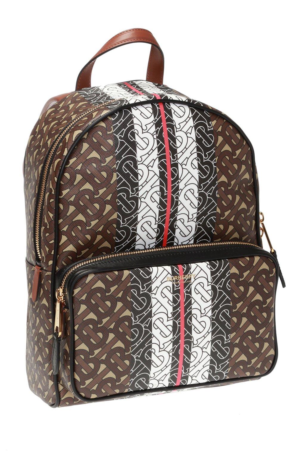 Burberry 'TB' logo backpack