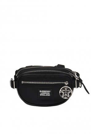 'cannon' belt bag with straps od Burberry