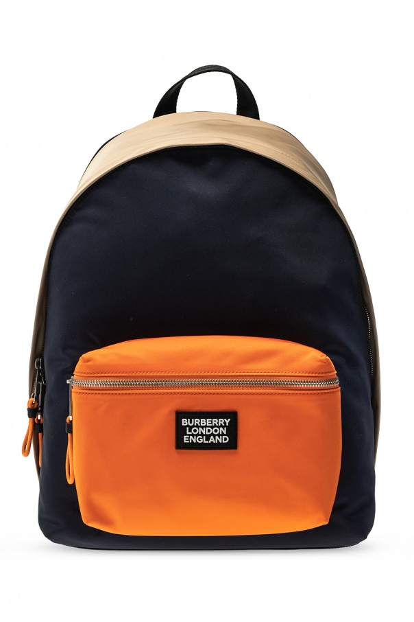 Burberry Backpack with logo