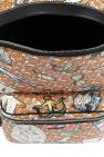 Burberry Plecak z nadrukiem
