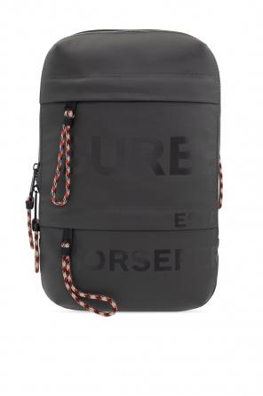 Shoulder backpack with logo od Burberry