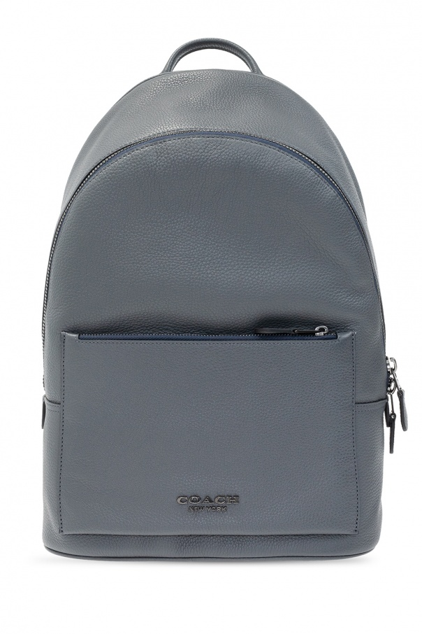 Coach Backpack with logo
