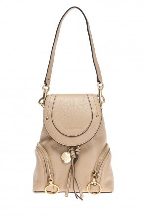 'olga' leather backpack od See By Chloe