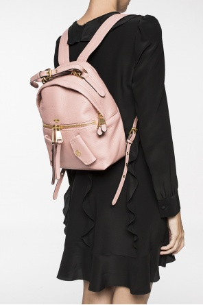 Backpack with logo od Moschino