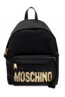 Moschino logo背包