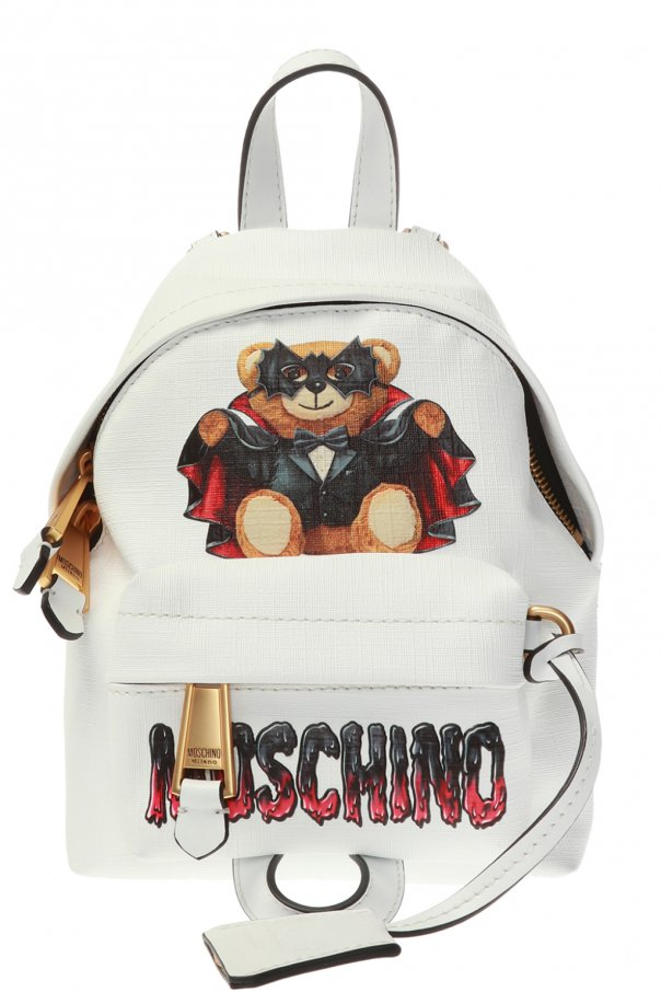 Moschino ' BAT TEDDY BEAR ' backpack