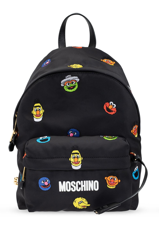 Moschino 'Sesame Street' backpack