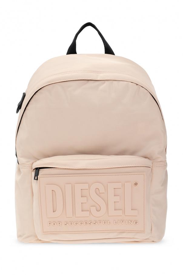 Diesel Backpack with logo