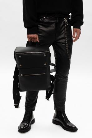 Backpack with logo od Loewe