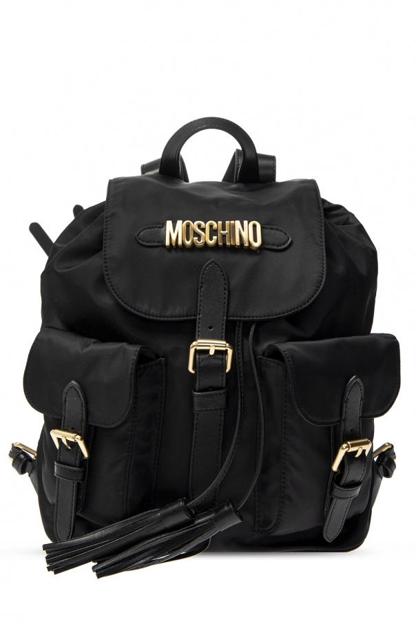 Moschino Backpack with pockets