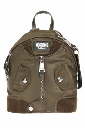 Logo backpack od Moschino
