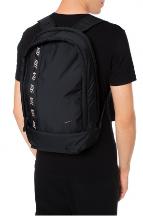Backpack with logo od Nike
