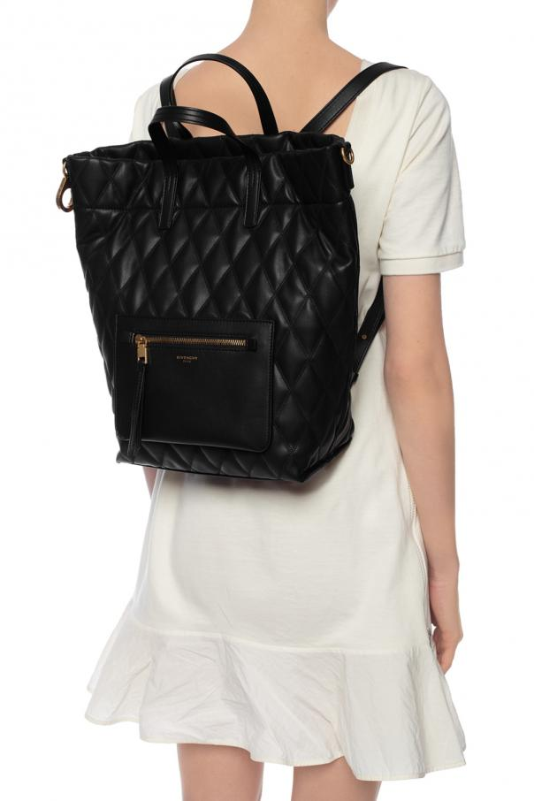 Quilted backpack od Givenchy