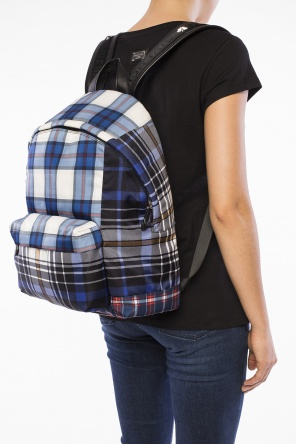 Checked backpack od Givenchy