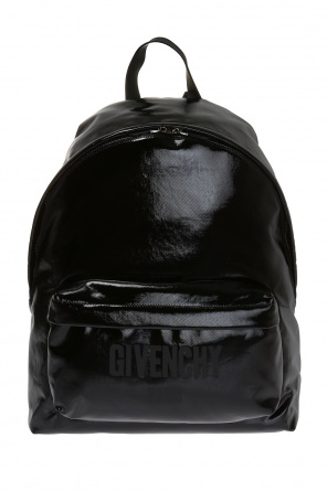 Logo backpack od Givenchy